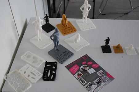 Ferienprojekt 3D - Selfies aus dem 3D-Drucker