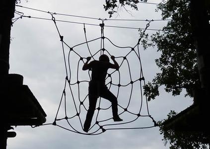 Spinne im Netz – lauern auf Verschwendung © LEANmagazin 2012
