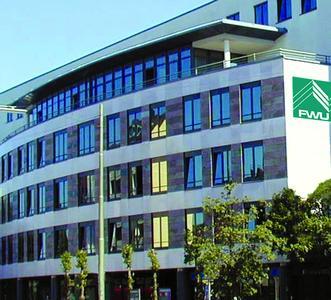 Gebäude FWU München