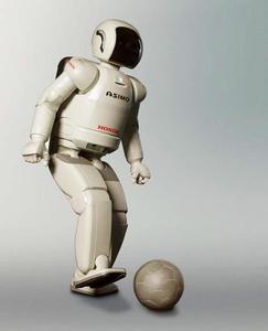 Zum ersten Mal in Leipzig: Honda-Roboter ASIMO