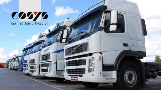 COSYS Transport und Logistik App für Ihre Fahrer bei der Auslieferung