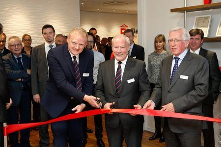 Eröffnung KOmpetenzzentrum Ei Electronics