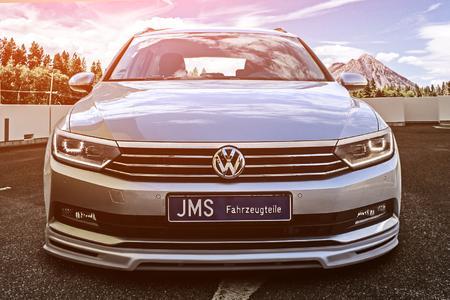 JMS-Carstyling für den neuen VW Passat 3C B8