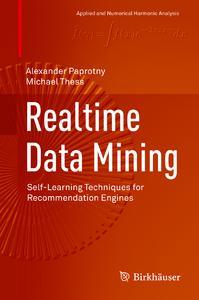 Buchveröffentlichung Realtime Data Mining