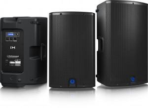 Turbosound Introduces iX Series - World's First Fully Remote Controllable Mixing & Streaming Loudspeakers