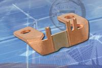 Vishay's Power Metal Strip® meter shunt resistors offering very low resistance values for increased accuracy now available from TTI, Inc.
