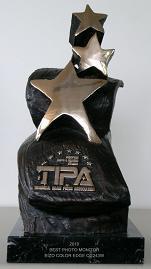 Bestes Foto- und Imagingprodukt der Welt: EIZO CG243W erhält TIPA-Award