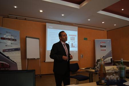 Jerry J. Artishdad, Managing Director der ARTEC IT Solutions AG