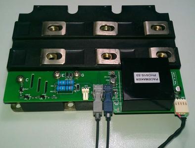 IGBT-Treiber bis 125 °C