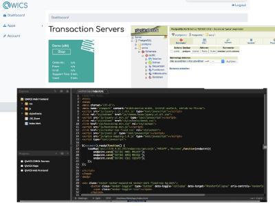 Start-Up stellt Open-Source Lösung für web-orientierte COBOL-Entwicklung vor, den Quick Web-Based Interactive COBOL Service (QWICS)