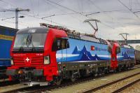 SBB Cargo International, ein führendes Schienentransportunternehmen in der Schweiz, setzt auf Schweizer Software Board für eine bessere Unternehmenssteuerung (Foto: SBB Cargo Int.)