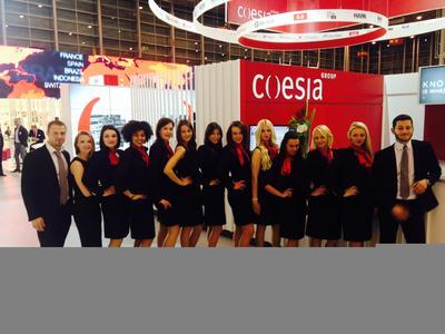 Teamfoto Coesia  Interpack