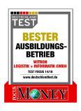 Bester Ausbildungsbetrieb der Logistikbranche in Deutschland – Tolle Auszeichnung für die WITRON Logistik + Informatik GmbH aus Parkstein.