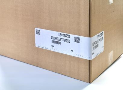 Legi-Air 4050 CWS: Speziell für die Verarbeitung von Etiketten aus extrem flexiblem, weichem Material / Foto - Bluhm Systeme