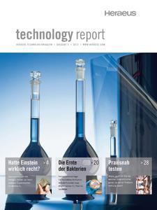 Titelbild techology report 03