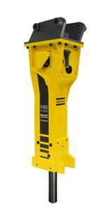 Neuer Hydraulikhammer HB 4100 von Atlas Copco