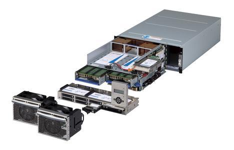 NEC präsentiert den stärksten Server der Welt.