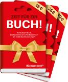 Sonderedition Bücherscheck - deutschlandweiter Büchergutschein