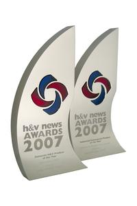 Laing's tiny D5solar was multi-awarded on the Heating and Ventilating News Awards 2007