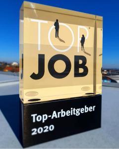 Das Top-Job Siegel 2020