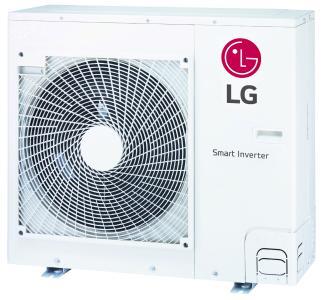 Smart und Flexibel: LG mit neuen Multi-Split RAC-Klimasystemen
