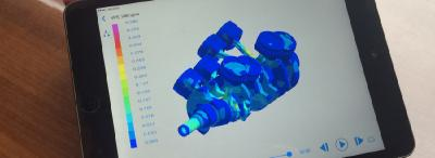 Fatigue Simulation of Welded Structures