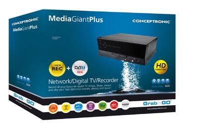 Conceptronic Media Giant mit DVB-T