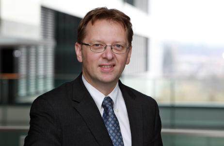Christophe Marnat ist Executive Vice President der ZF-Division Electronics and Advanced Driver Assist Systems
