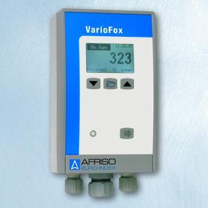 VarioFox - eine autarke, anschlussfertige und einfach bedienbare Mess- und Regeleinrichtung für die Druck-, Temperatur- und Füllstandmesstechnik.