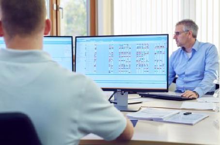 EPflex setzt auf Feinplanungstool GANTTPLAN für optimierte Produktionsplanung