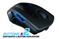 ROCCAT(TM)  Pyra - Mobile Wireless Gaming Mouse