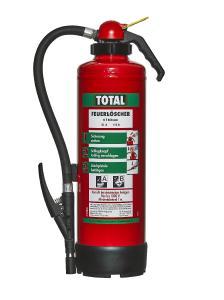 6-Liter-Schaumfeuerlöscher SX 6 green