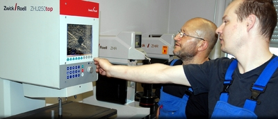 Revolver System Offers Fast Turnaround for Hardness Tests