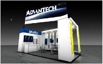 Advantech to Present Signage Solutions Powered by 3rd Generation