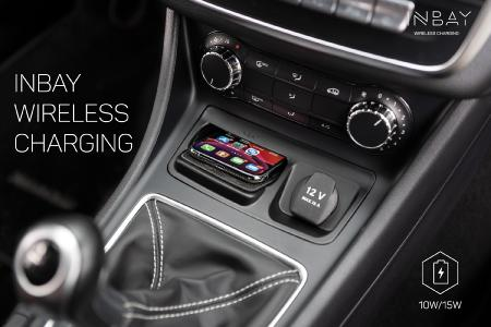 Wireless Charging im Auto