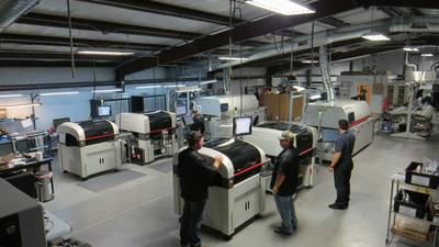 EMS Inc. Installs New Essemtec SMT Line