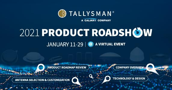 Tallysman Product Roadshow 2021