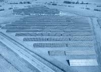 PV Anlage 750 kWp – Freilandanlage/Freiflächenanlage – Bild: Kletr|Shutterstock.com