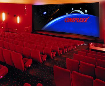CinePlexx Kinosaal