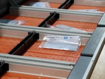 Double-drop-trays   Höchstleistung für kleine und große Artikel
