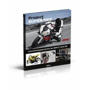 """""""Project Superbike – Entwicklungsgeschichte der BMW S 1000 RR"""" (03/2012)"""