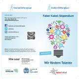 [PDF] Flyer Faber Kabel-Stipendien