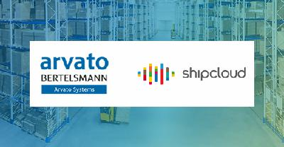 shipcloud and Arvato Systems Cooperate in the Field of Digital Logistics