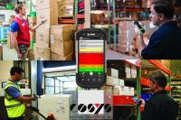 Lager Digitalisierung durch das Zebra TC72 und COSYS Software   Quelle: Zebra-Technologie