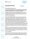 Pressemitteilung Nr. 44 Pilkington Deutschland AG 06. Oktober 2021