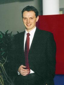 Gerd Junker, Vertriebsleiter von ASC