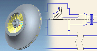 CAD Schroer Enhances 2D/3D Productivity with STHENO/PRO® 4.0 - powerful drafting for Pro/ENGINEER®