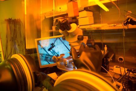 Ghostwriter für Nanowissenschaften