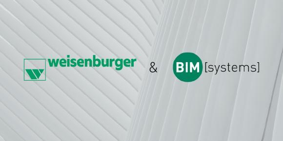 weisenburger und BIMsystems arbeiten gemeinsam an der Weiterentwicklung des BIM-Systems (Quelle: BIMsystems GmbH)