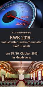 Die achte KWK-Jahreskonferenz wartet mit einem neuen Teilnehmner-Rekord auf. Zwei Wochen vor dem Konferenztermin haben sich bereits mehr als 150 Personen für den KWK-Jahreskongress angemeldet (Bild: BHKW-Infozentrum/Fotolia)
